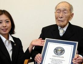 Cụ ông già nhất thế giới qua đời ở tuổi 112