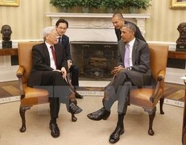 20 năm quan hệ Việt Nam-Hoa Kỳ: Chặng đường ngắn, bước tiến dài
