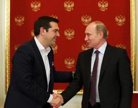 Khủng hoảng nợ Hy Lạp: Tổng thống Putin hoan hỉ?