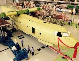 Trung Quốc lắp ráp thủy phi cơ nội địa khổng lồ