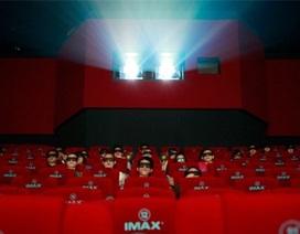 Setup phòng chiếu phim IMAX tại gia
