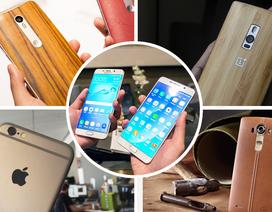 So sánh Galaxy Note 5 / S6 Edge+ với loạt phablet hiện nay