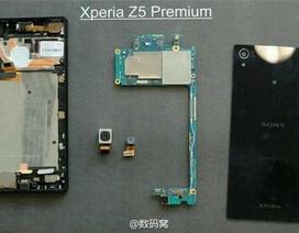 """Mổ xẻ Xperia Z5 Premium xem Sony khắc phục lỗi """"quá tải nhiệt"""""""