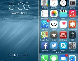 """Thủ thuật đơn giản """"hô biến"""" biểu tượng ứng dụng trên iPhone"""