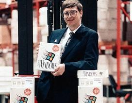Nhìn lại Steve Jobs, Bill Gates cùng các đại gia công nghệ ở tuổi 25