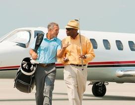 """Chiêm ngưỡng thú chơi golf """"sang chảnh"""" của các triệu phú lắm tiền"""