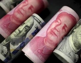 Trung Quốc nâng tỷ giá hối đoái đồng NDT lên mức cao nhất 11 năm