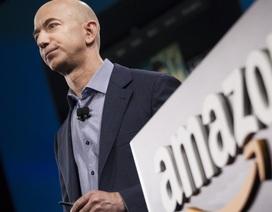 """CEO Amazon: """"Chúng tôi đang hướng đến những thất bại lớn hơn"""""""