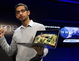 """Chromebook có thể sẽ """"hạ gục"""" cả MacBook và Surface Book"""