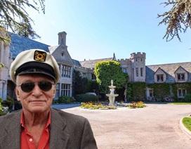 Ông chủ tạp chí Playboy bán biệt thự trị giá 200 triệu USD cho hàng xóm