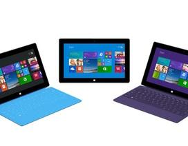 Microsoft sẽ ra mắt 3 dòng máy tính bảng Surface trong năm 2017