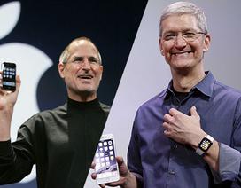 Apple cán mốc 1 tỷ chiếc iPhone được bán ra