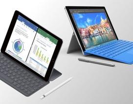 Apple giới thiệu iPad Pro như một cỗ máy tính hoàn thiện