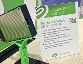 Seagate vượt mặt Samsung, ra mắt ổ cứng SSD dung lượng lớn nhất thế giới