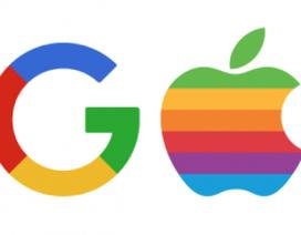 """Google và Apple """"thắng đậm"""" sau khủng hoảng của Samsung?"""