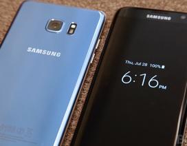 Bất chấp tuyên bố khai tử, lượng người dùng Galaxy Note7 vẫn cao kỷ lục