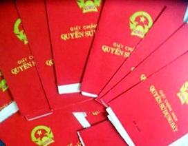 """Khánh Hòa thông báo """"nhận diện"""" hơn 3000 phôi sổ đỏ thất lạc"""