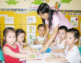 Khánh Hòa thí điểm dạy tiếng Anh trong các cơ sở mầm non