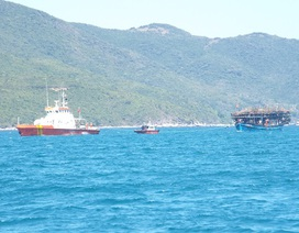 Tàu cá hỏng máy với 38 ngư dân đang thả trôi trên biển