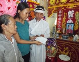 Hơn 60 triệu đồng đến với gia đình chị Bành Thị Linh Hương