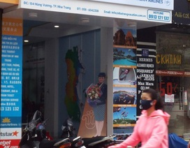 """Khánh Hòa chỉ đạo chấn chỉnh tiếng Trung Quốc """"ngập tràn"""" biển hiệu"""