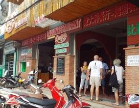 """Giám đốc Sở Du lịch Khánh Hòa bị """"truy"""" vụ tiếng Trung Quốc """"ngập"""" biển hiệu"""