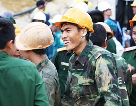 Vụ sập hầm vùi lấp 12 công nhân và bản lĩnh người chiến sỹ công binh