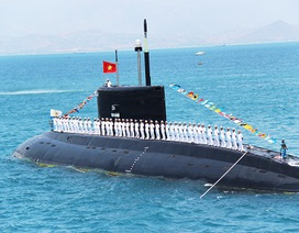 Việt Nam sắp đón tàu ngầm Kilo thứ 5