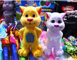 Yêu cầu tịch thu đồ chơi độc hại có nguồn gốc từ Trung Quốc