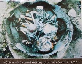 Dấu tích người Việt cổ trên đất Khánh Hòa từ 2.000 năm trước