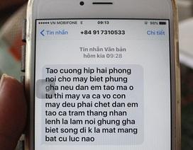 """Vụ chủ nhà hàng ở Nha Trang bị truy sát: Làm rõ số máy """"lạ""""… dọa giết"""