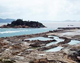 Vụ lấp Vịnh Nha Trang: Cải tạo bãi tắm trên phần diện tích lấn biển?