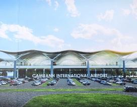 4.000 tỷ đồng xây dựng nhà ga Cảng hàng không quốc tế Cam Ranh