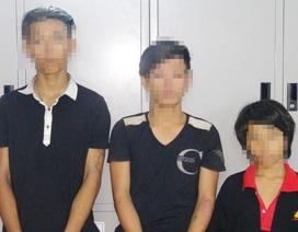 """4 thanh niên đuổi bắt """"nghẹt thở"""" nhóm trộm """"nhí"""" ở Nha Trang lúc rạng sáng"""