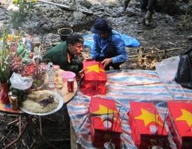 Xác định 16 mộ liệt sĩ trong phần đất 1 nhà dân