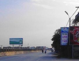 Vụ tháo tấm chống chói: Tấn công cả Phó chủ tịch huyện