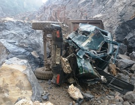 Vụ sập mỏ đá tại Thanh Hóa: 4 nạn nhân tử vong