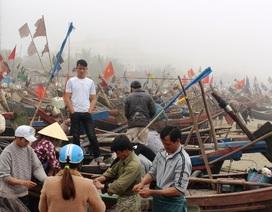 Vụ dân đòi bờ biển: Giữ lại 3 bến thuyền cho ngư dân