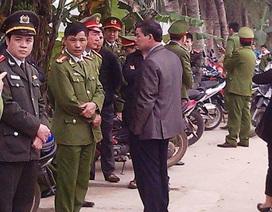 Bố chém chết khách mời trong lễ cưới con trai