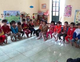 Thanh Hóa: Hơn 65.000 trẻ mẫu giáo được hỗ trợ tiền ăn trưa