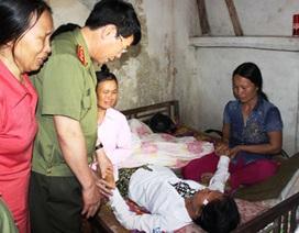 Truy tặng Bằng khen Phó trưởng công an xã hy sinh trong khi làm nhiệm vụ