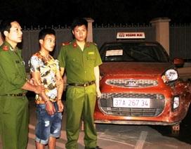 Giết hại tài xế taxi tại Thanh Hóa, bỏ trốn vào TP Hồ Chí Minh