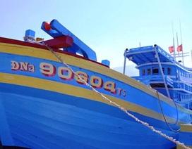 """Vụ tàu """"khủng"""" chìm trên biển: Tìm thấy thi thể nạn nhân thứ 2"""