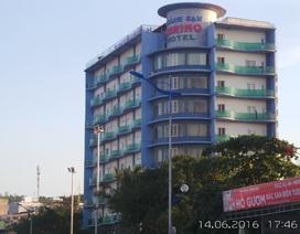 Thanh Hóa: Khách sạn chưa có giấy phép đăng ký kinh doanh vẫn hoạt động
