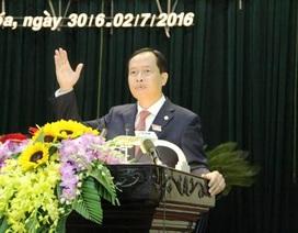 Ông Nguyễn Đình Xứng tái đắc cử Chủ tịch UBND tỉnh Thanh Hóa