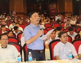 """""""Kiến nghị bị """"phớt lờ"""" sẽ đề xuất giải tán hiệp hội doanh nghiệp Thanh Hoá!"""""""