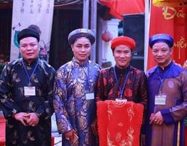 Nghệ sỹ Việt miền Bắc thành kính Giỗ Tổ sân khấu