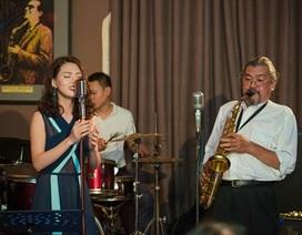 NSƯT Quyền Văn Minh phối khí mới lạ đêm nhạc của hiện tượng Jazz 8X