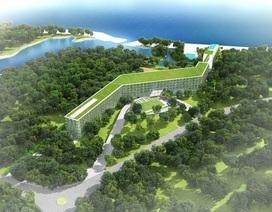 Võ Trọng Nghĩa ẵm giải thưởng quốc tế cho công trình ở Phú Quốc