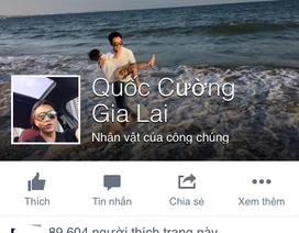 Quốc Cường khẳng định bị giả mạo Fanpage